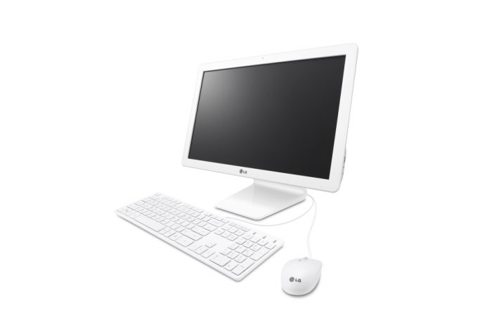 LG All In One PC 22V240